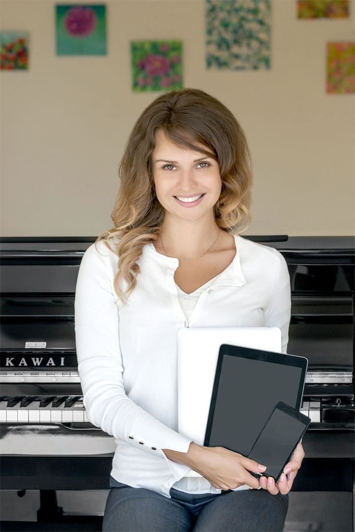Klavier lernen App
