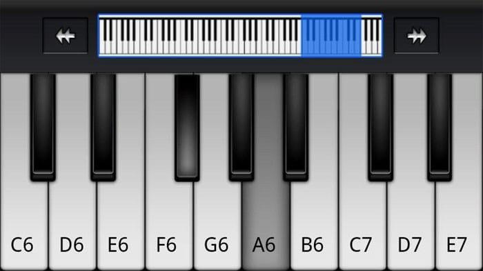 Piano Online Spielen