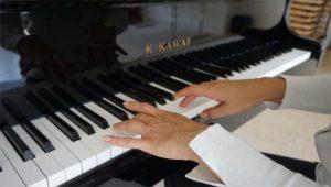 Unterricht in Klavier online geht mit Zapiano.