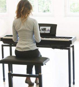 Klavier online spielen auf Zapiano