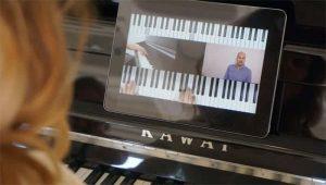 Piano spielen