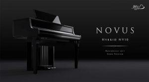Klavier auf Zapiano
