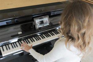 Klavier selbst lernen auf Zapiano