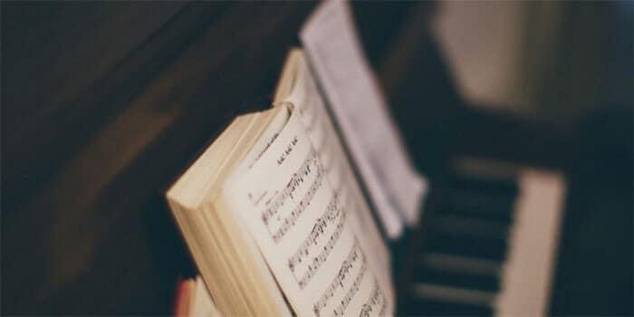 Unser Blog zum Thema Klaviernoten kostenlos.